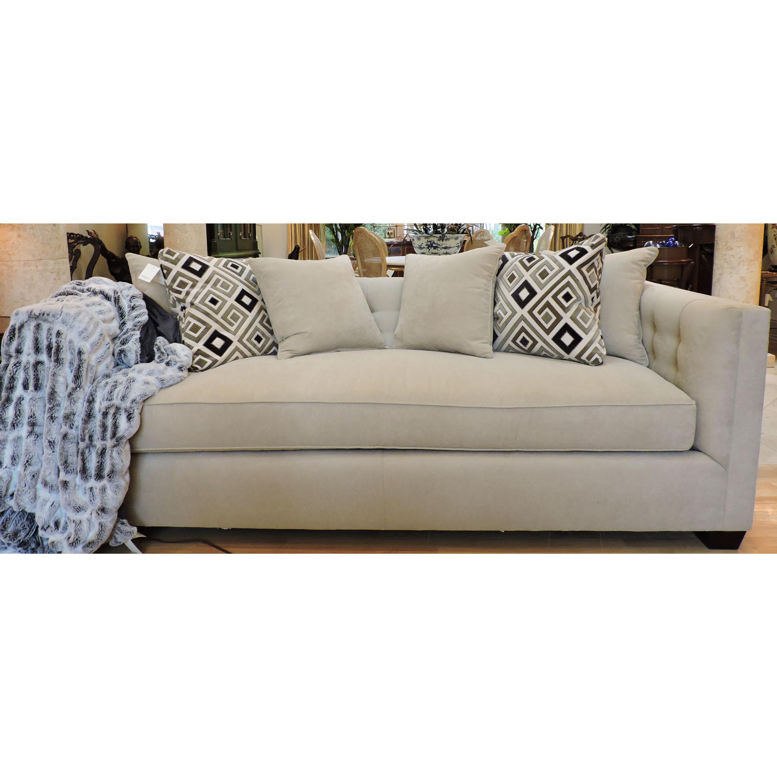 single cushion sofa beth claybourn interiors. Black Bedroom Furniture Sets. Home Design Ideas