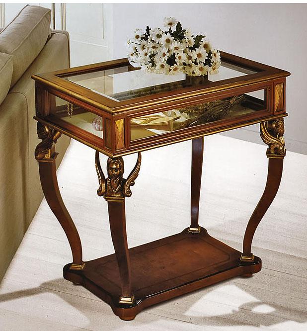 Empire Curio Table Beth Claybourn Interiors